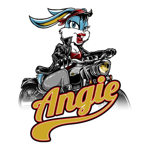 Angie Harley Bunny
