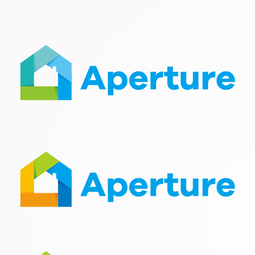 Logo design for real estate tech company