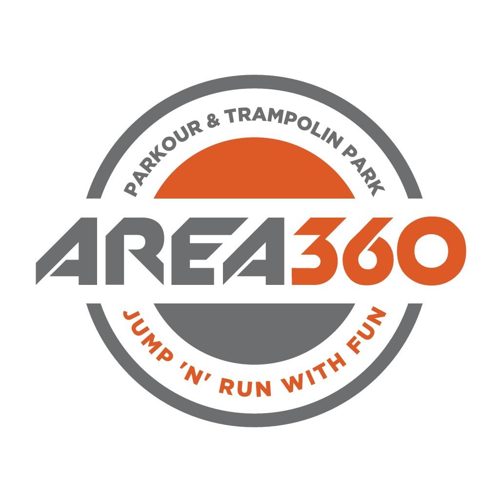 Area360 Logo Contest - Jump 'n' Run with Fun