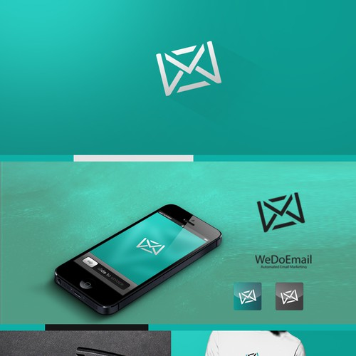 Create the next logo for WeDoEmail