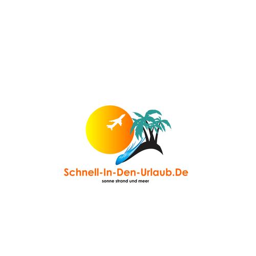 #logo #creative #branding #logo simple #brand #logo inspiration #logo new #logo inspire #logo sophisticated #logo new #energy and action.#logo design....schnell-in-den-urlaub.de