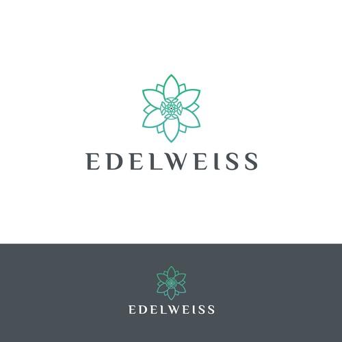 Edelweiss Logo Concept