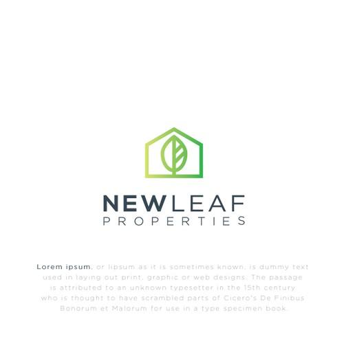 Logo for New Leaf