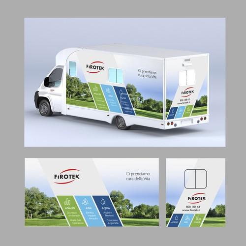 Van design for Firotek