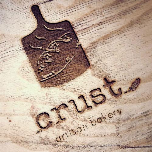 Crust Logo Design