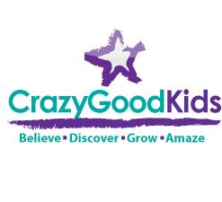 Create the next logo for Crazy Good Kids