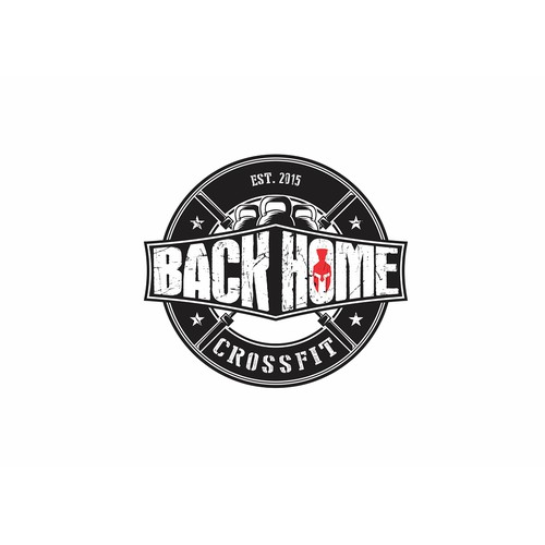 BackHome CrossFit Brand Logo Contest