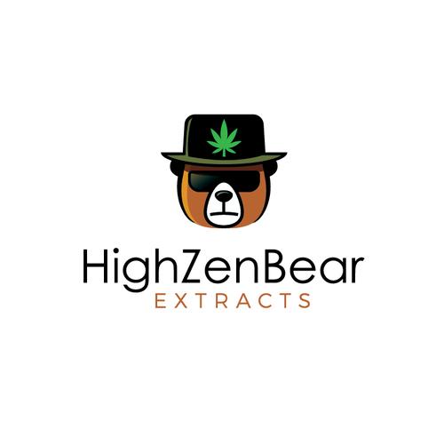 Logo for HighZenBear