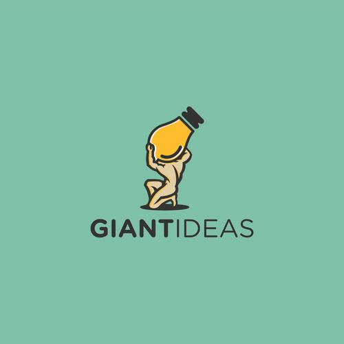 Create an Award winning Logo for Giant Ideas