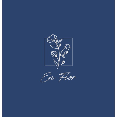 logo idea for a floral company