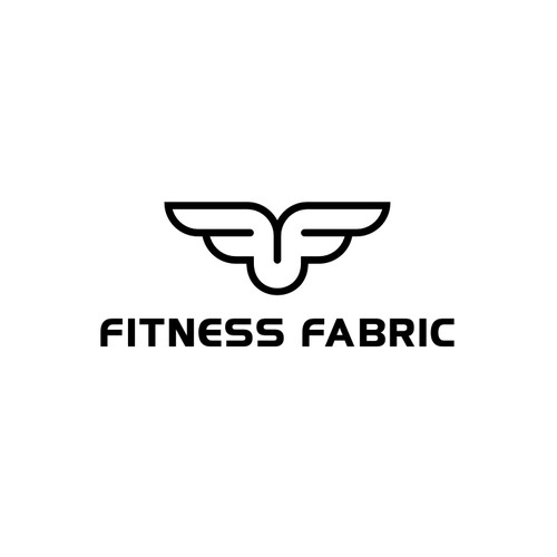 Recognisable, bold, original logo for a fitnesss clothing company with a difference.