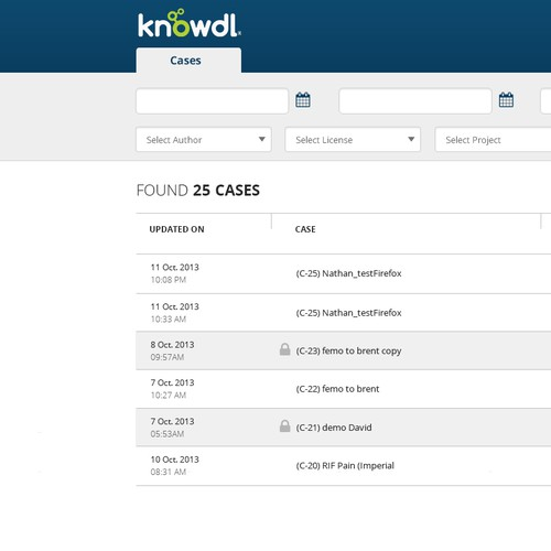 Create the UX Design for knowdl, our web-based educational product