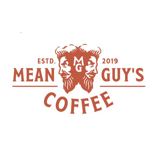 Logo for a coffee brand