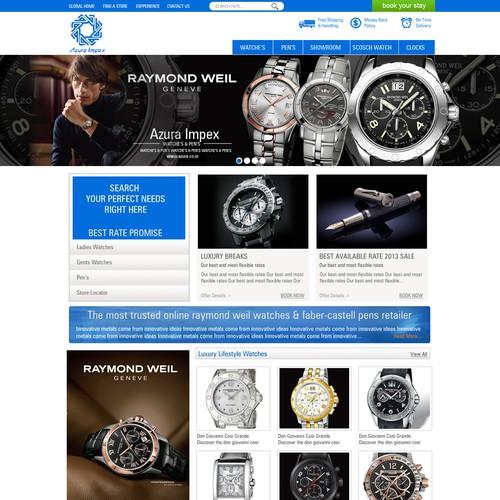 Website design for Onxess