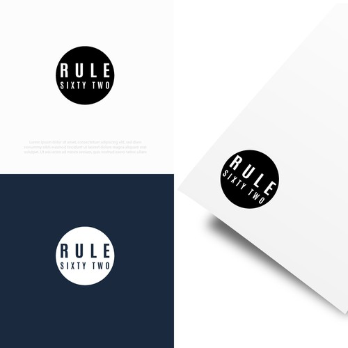 Rule 62 photography logo
