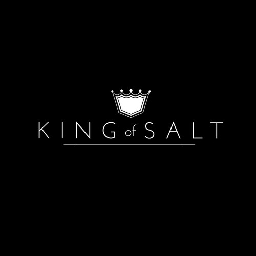 """KING of SALT"" - Help a family business grow- Design the Rebranding Logo"