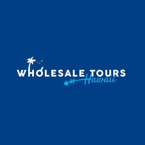 Logo design concept for Wholesale Tours