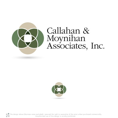 logo for Callahan & Moynihan Associates, INC. - Manufacture's Representatives