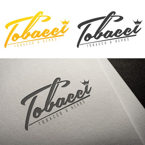 Tobbaco and herbs logo alt 5