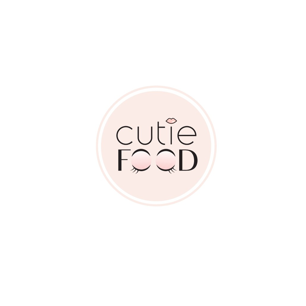Our food literally makes you cute (cutie food) and we need a logo!