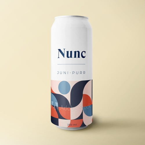 Can for non-alcoholic drink
