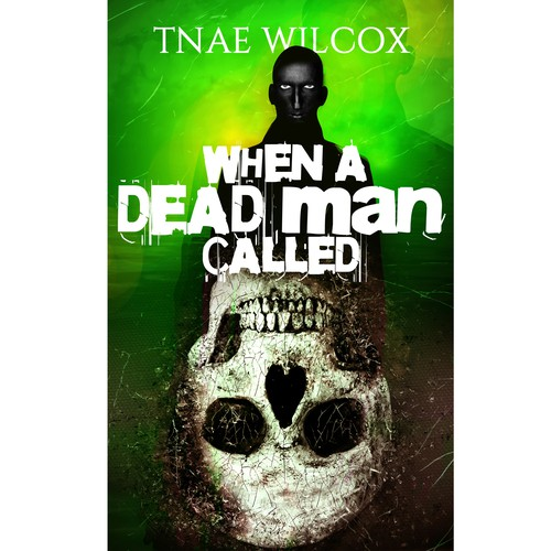 bookcover - when a dead man called