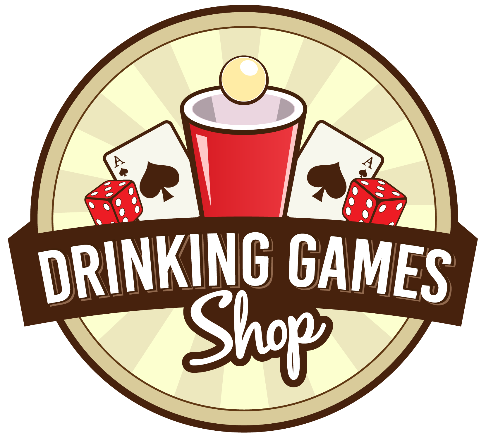 Drinking Games Shop needs a new look!