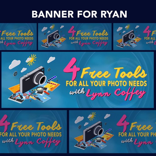 """Banner for """"4 Free Tools..."""""""