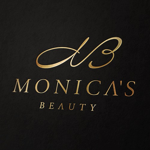 Logo Monica's Beauty