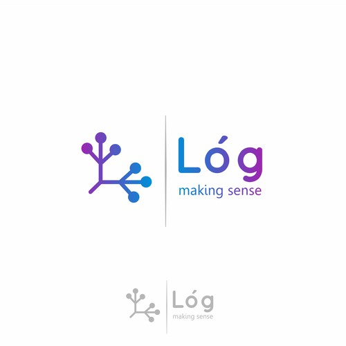 create the logo of the company about to change everything