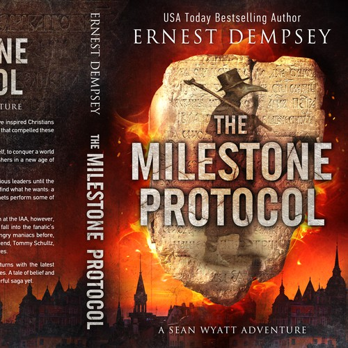The Milestone Protocol - A Sean Wyatt Adventure