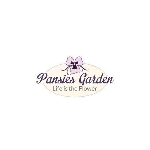Pansies Garden