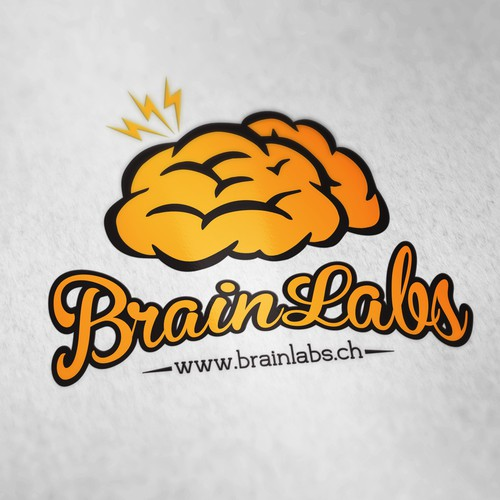 Logo Project | Brain Labs.