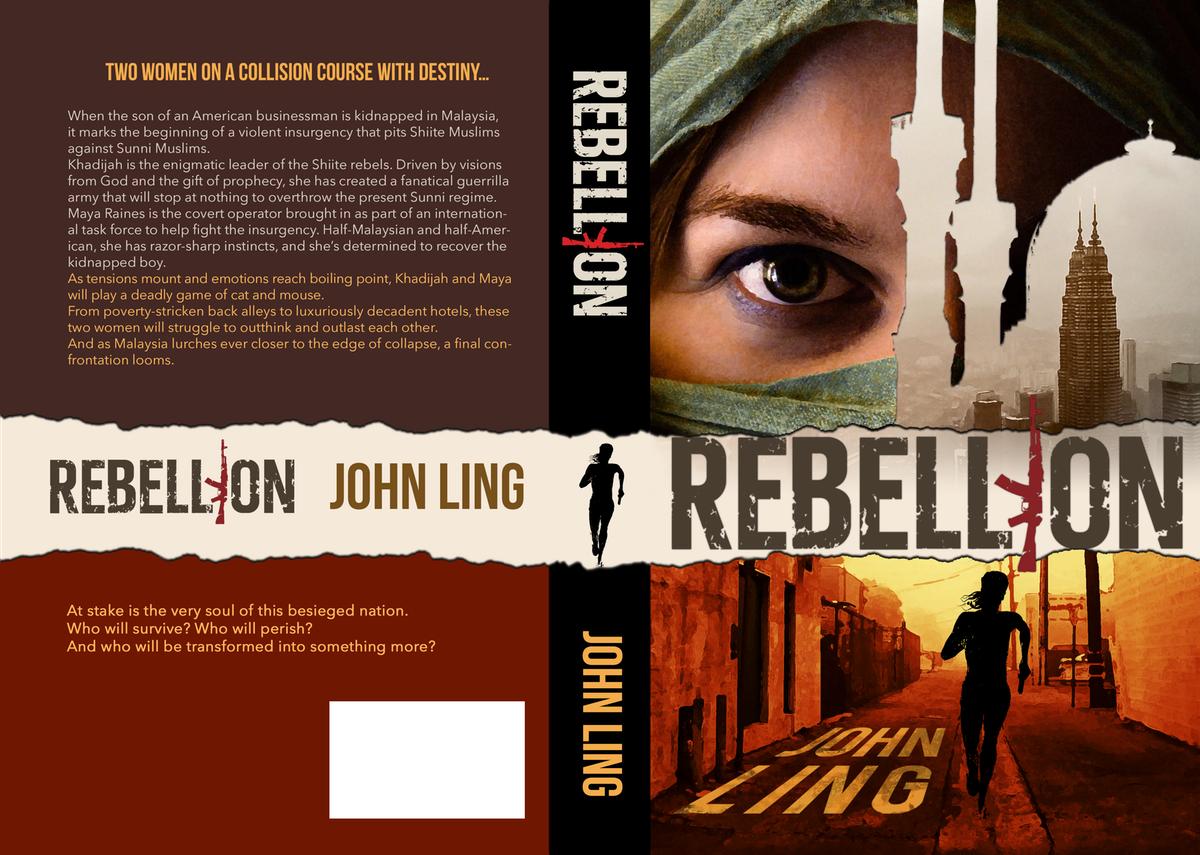 Paperback version of Rebellion