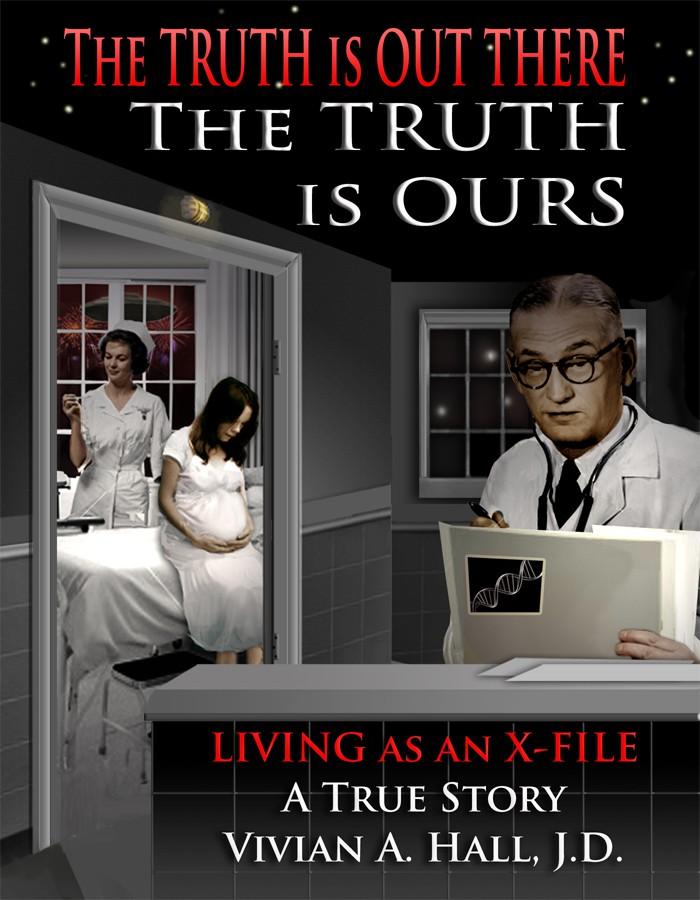 Vivian A. Hall, J.D. needs a new book or magazine cover