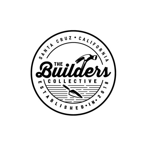 Logo for high end building contractors