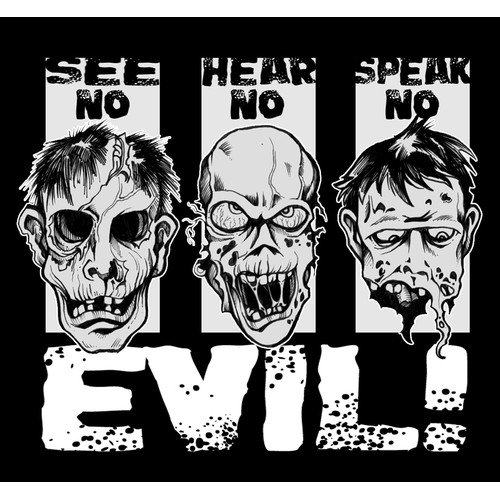 Create best selling ZOMBIE design and receive additional work