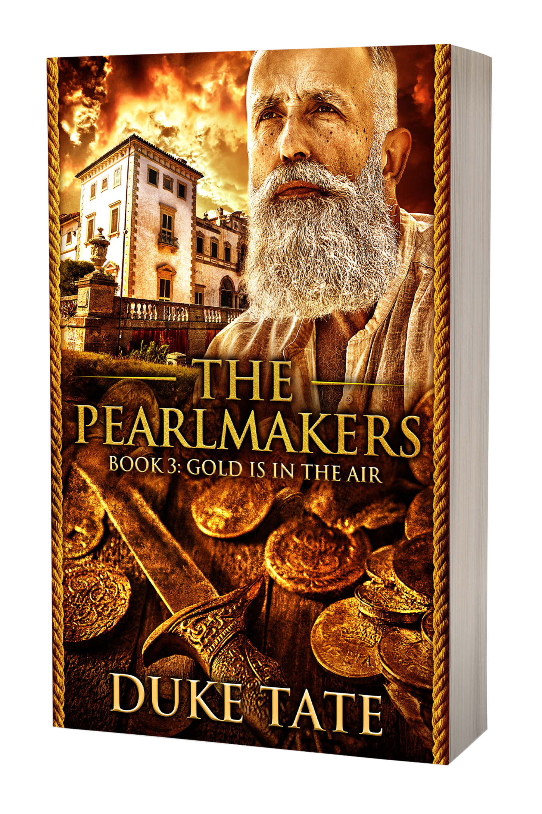 THE PEARLMAKERS GOLD IS IN THE AIR  - BOOK 3