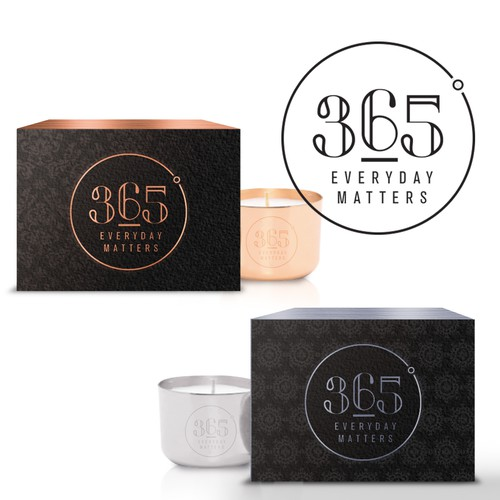 365 Everyday Matters Candle