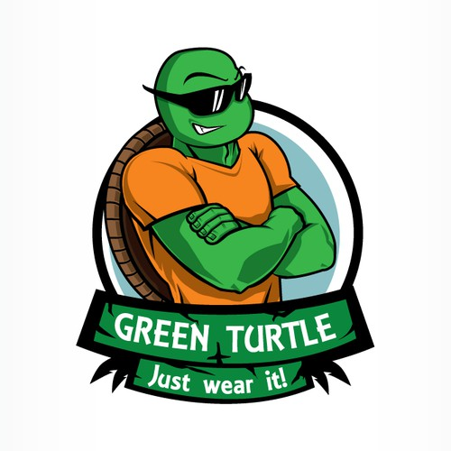 Green Turtle T-Shirt Company - We Need Your Logo Design Skills! BIG OPPORTUNITY!