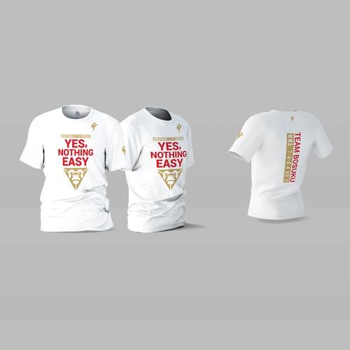 Jonathan Bosuku T-shirt Team