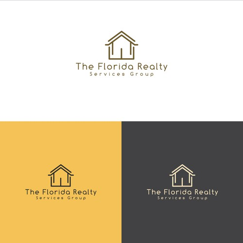 Professional Real Estate logo design.