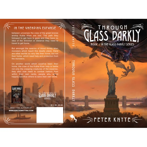 Book 1 in the Glass Darkly Series