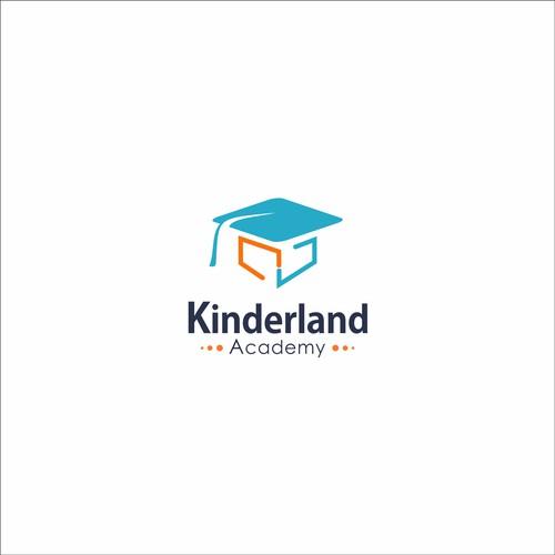 Kinderland Academy Childcare Logo