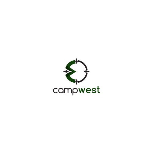 Create the logo for Camp West - a Digital Agency specializing in internet marketing & e-commerce.