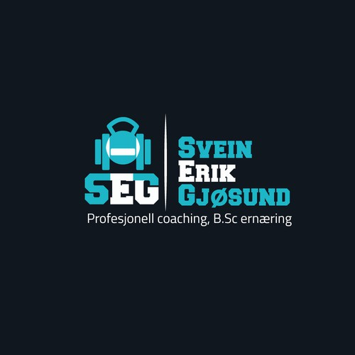 Svein Erick logo design