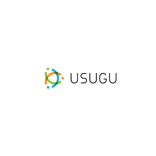 Fun logo for Usugu