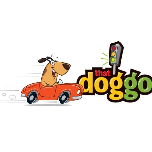 cartoon logo