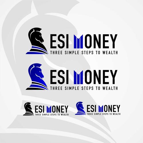 ESI MONEY logo's