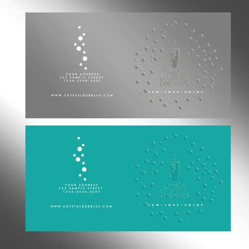 Booklet for Champagne Flutes Gift Pack